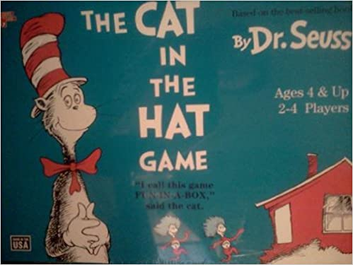 ?INSTALL? The Cat In The Hat Game. Wisdom weekends global Material shares Event
