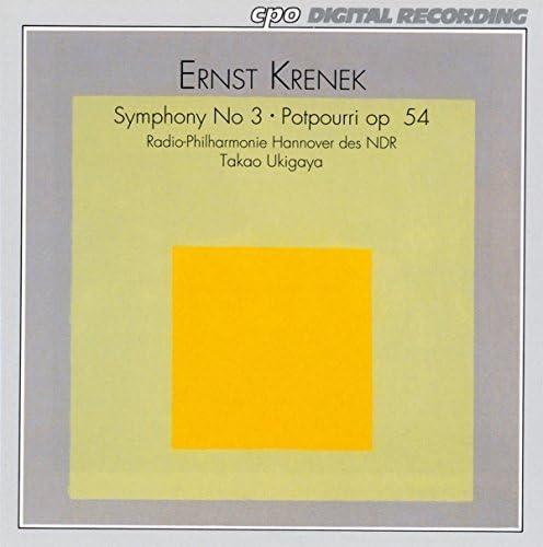 Ernst Krenek: Symphony No 3/Potpourri, Op 54 (1995-07-18)