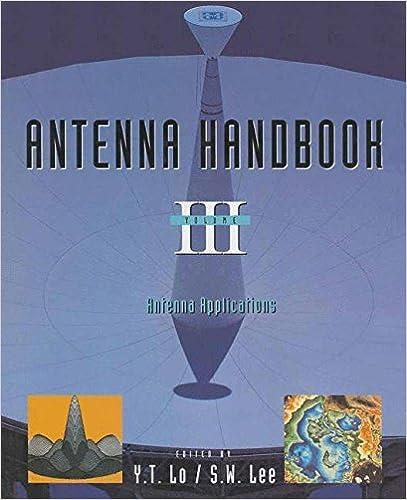 Antenna Handbook: Volume III Applications