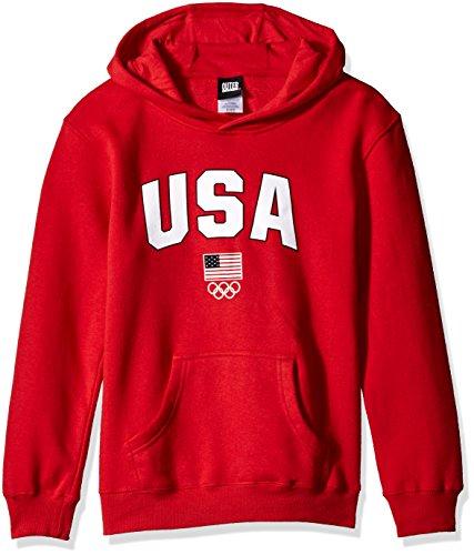 Team USA Youth Fleece Hoddie