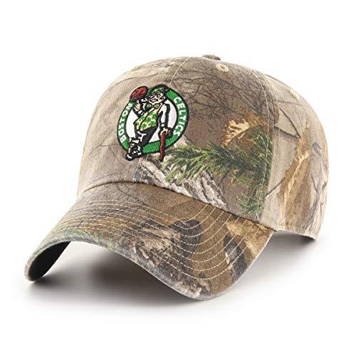 Boston Celtics Camouflage Caps 588ba77f93f
