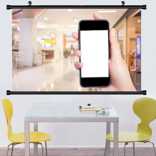 Gzhihine Wall Scroll Postertaking a picture with a smart phone in shopping mall ,Wall Art Paiting on Canvas 35