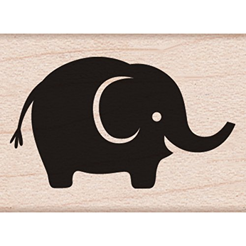 Elephant Rubber Stamps