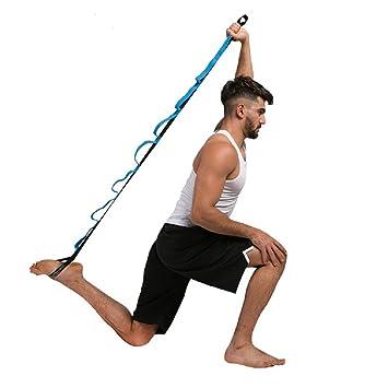 AKAUFENG Yoga Correa Cinturón Yoga Yoga Cinturón 100 ...
