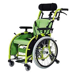 Amazon.com: Festiveasd silla de ruedas, autopropulsada silla ...