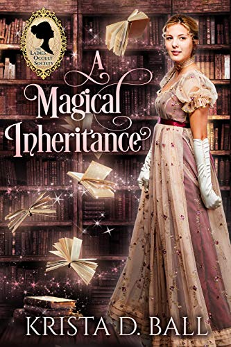 Widow Costumes Ideas - A Magical Inheritance (Ladies Occult Society