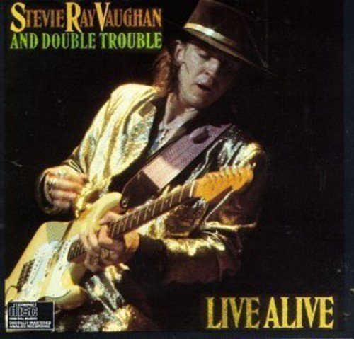 CD : Stevie Ray Vaughan - Live (Japan - Import)