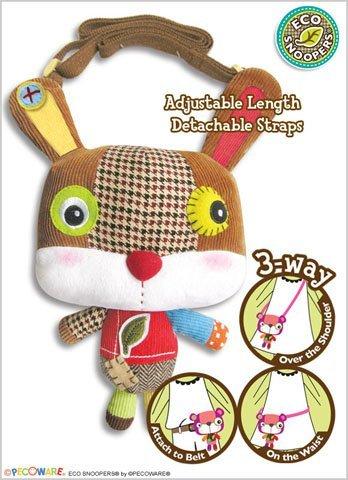 Pecoware Eco Snoopers Wiggly Rabbit product image