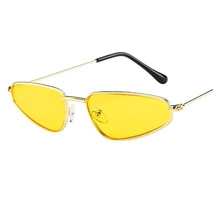 Btruely Herren_Gafas de Sol Polarizadas Hombres y Mujeres UV 400 Gafas de Sol de Marco pequeño