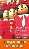 Dix auteurs classiques italiens par Alighieri