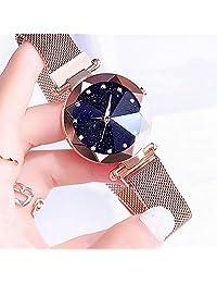 Relógio Feminino Pulseira Magnética JUILLI