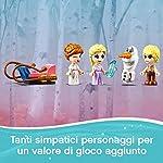 LEGO-Frozen-Il-Libro-delle-Fiabe-di-Anna-ed-Elsa-Set-di-Costruzioni-per-Liberare-la-Fantasia-Idea-Regalo-per-Bambini-5-Anni-43175