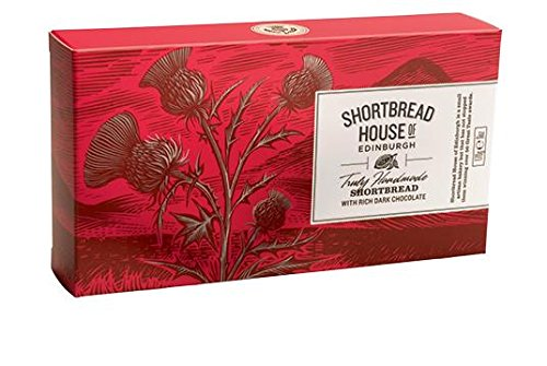 Scottish Food (Shortbread House of Edinburgh's Chocolate Chip Shortbread Fingers, 6 Ounce)