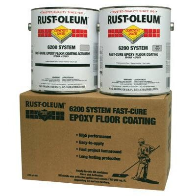 rust-oleum-6200-system-250-voc-fast-cure-epoxy-floor-coating-silver-gallon-kit