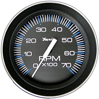 51XxJHrIxKL._SL500_AC_SS350_ amazon com faria 32805 euro 7000 rpm tachometer automotive Faria Tachometer Wiring Diagram at gsmportal.co