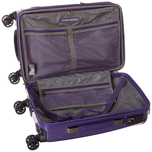 Travelpro Maxlite 20 Inch Business Plus Hardside, Grape, One Size by Travelpro (Image #4)