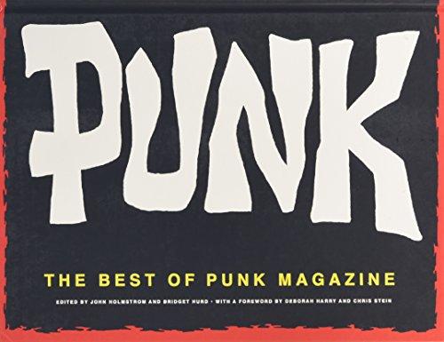 The Best of Punk Magazine [John Holmstrom] (Tapa Dura)
