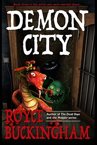 book cover of Demon City