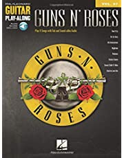 Guns N' Roses: Guitar Play-Along Book with Online Audio Tracks: Guitar Play-Along Volume 57