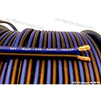 200 feet TRUE 12 Gauge AWG CCA Speaker Wire Car Home Audio