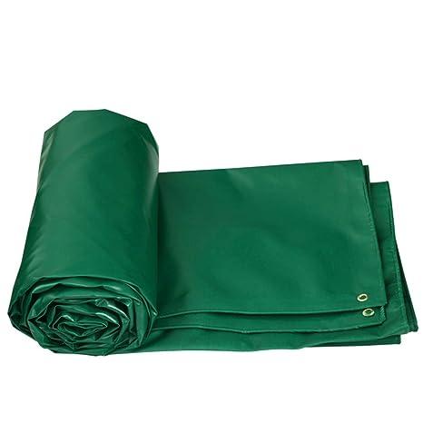 WYDM Lona Espesar PVC Lona Resistente Plegable Lona Impermeable Cubiertas de la Hoja de Tierra Cobertizo