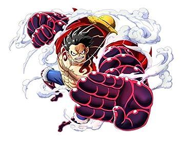 Amazon Com One Piece Monkey D Luffy Poster Gear 4 Bound Man Prints