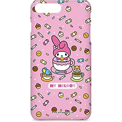 release date ffb07 30b85 Amazon.com: My Melody iPhone 7 Plus Lite Case - My Melody Sweet ...
