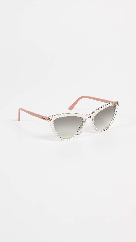 393b7c6c34993 Amazon.com  Prada Women s PR 01VS Ultravox Cat Eye Sunglasses ...