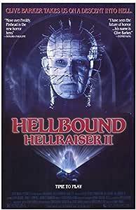 "Hellraiser Hellbound Classic Movie Poster 13x20/"" 20x30/"" 24x36/"" Art Print"