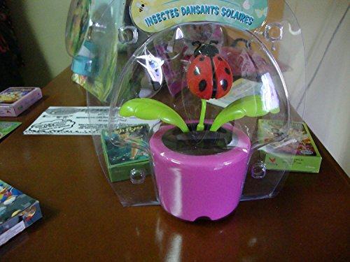 Accessory Dancing Insect Flower Ladybug product image