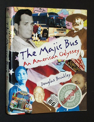 The Majic Bus: An American Odyssey cover