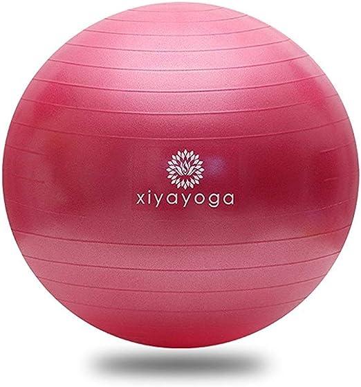 Haihah Pelota de Yoga, Bola de Gimnasio Gruesa a Prueba de ...
