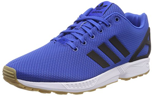 Course De Chaussures Adidas Multicolore Pour Homme bluecblackgum3 Zx Flux P7ZRtIqxn