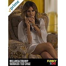 Melania Trump Seduces Ted Cruz