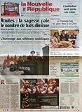 NOUVELLE REPUBLIQUE (LA) N? 18398 du 10-05-2005 ROUTES LA SAGESSE PAIE LE NOMBRE DE TUES DIMINUE - SECURITE ROUTIERE - L'HOMMAGE AUX VETERANS SOVIETIQUES - EDITORIAL SOLIDARITE PAGAILLE PAR JEAN-CLAUDE ARBONA - JUSTICE L'INSTITUTEUR AVAIT PERDU SON CALME - FOIRE DE TOURS LA TOURAINE FAIT LES YEUX DOUX A LA CHINE - INDRE ET LOIRE UN BON PLAN DE SAISON FAIRE SON MARCHE DANS LES CHAMPS - FOOTBALL TOURS FC UN OEIL SUR VALENCE - CANDIDE SATISFACTION OPERATOIRE - SOMMAIRE - LE FAIT DU JOUR - FAITS ...