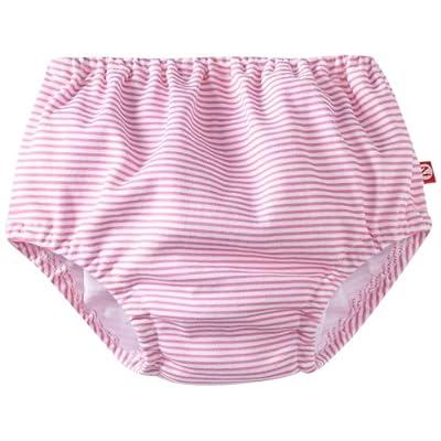 Zutano Baby Girls' Candy Stripe Diaper Cover