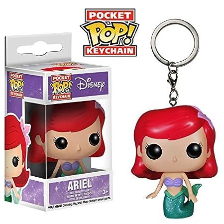 Portachiavi Principessa Ariel - La Sirenetta - FunKo Pop