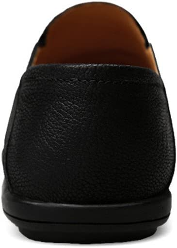 Yingxinguang Mens Flat Heel Driving Loafer Leisure Style Slip on Wave Sole Moccasins Shoes M Color : Brown, Size : 7 D US