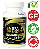 BRAINMEND Premium Brain Health & Memory Supplement, Best Herbal Nootropic with Bacopa, Ashwagandha, Lion's Mane – For Brain & Cognitive Function, Memory Improvement & Enhancement (Licensed Product) For Sale