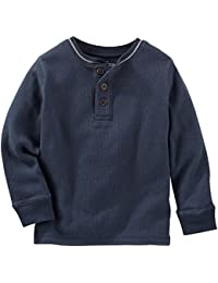 OshKosh B'gosh Thermal Henley Tee (Toddler)