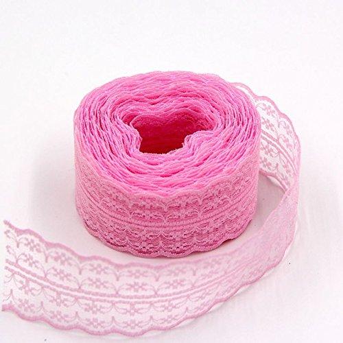 ivory alencon lace mini dress - 4