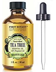 100% Pure Australian Tea Tree Essential Oil with 45%...