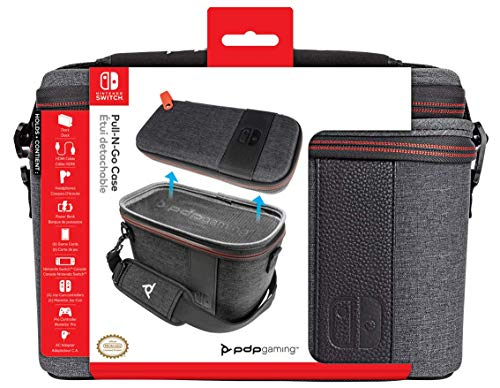 PDP Nintendo Switch Pull-N-Go Case, Elite Edition, 500-141 - Nintendo Switch 6
