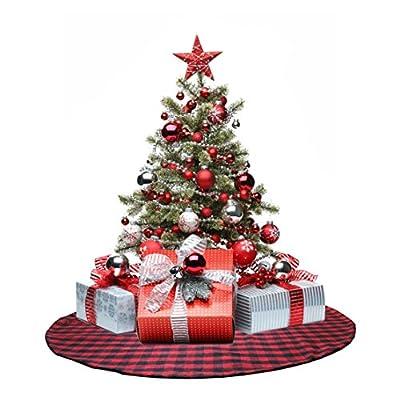 Buffalo Check Christmas Decor