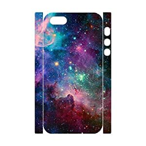 Cool Painting Galaxy Space Universe DIY 3D Cover Case for Iphone 5,5S,personalized phone case case553800