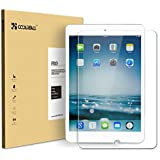 iPad Air 2 / iPad Air Screen Protector, Coolreall Tempered Glass Screen Protector Film 9.7 Inch for iPad Air/Air 2-Transparent (0.33mm HD Ultra Clear)