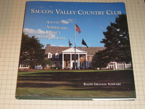 (Saucon Valley Country Club,: An American legacy,)