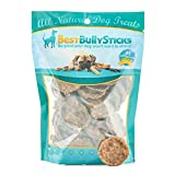 Best Bully Sticks Bully Stick Slider Crunchy Dog Treats (8oz.) Made of 100% All-Natural Bully Sticks, Single Ingredient For Sale