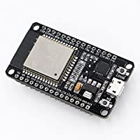 Docreate ESP32 Development Board WiFi+Bluetooth Ultra-Low Power Consumption Dual Core ESP-32S Antenna Module