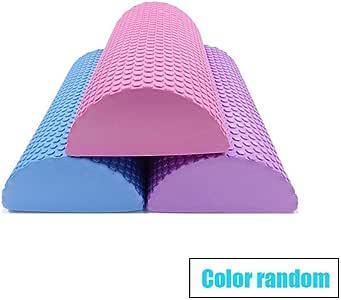 Amazon.com: ICCUN - Rodillo de espuma semicircular para ...